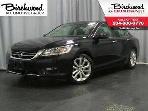2014 Honda Accord Touring *Navi *Leather *Local