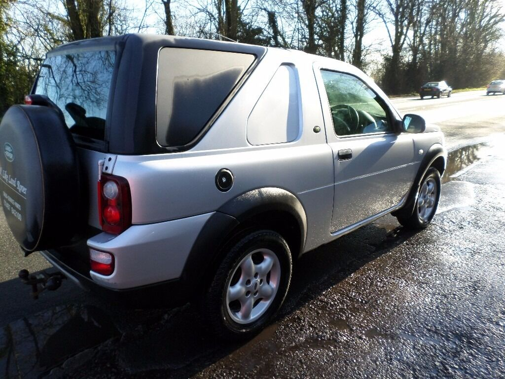 2018 land rover commercial. brilliant land 2006 land rover freelander 20 td4 commercial in metallic silver mot until  march 2018 image 1 of 4 throughout 2018 land rover commercial