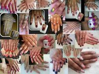 Mobile Nails & Beauty by Kim, With over 10 years experience & fully insured.