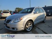 2005 Pontiac Vibe AWD - SUNROOF