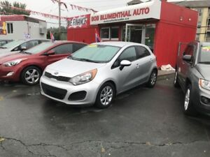 2014 Kia Rio LX+(Only $99 bi-weekly, w/ $0 down, OAC)
