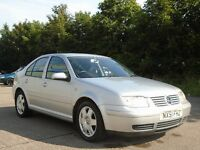 Volkswagen Bora 2.0 SE 4dr £499 p/x welcome *FULL FRESH MOT*ONE FORMER KEEPER*VERY CLEAN EXAMPLE*