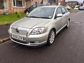 Toyota Avensis T-spirit D4D 2004 very low mileage