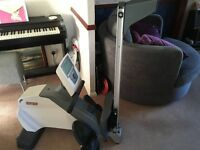 Tunturi R25 Rowing Machine. Foldable.Hardly used. Always been kept indoors. In excellent condition.