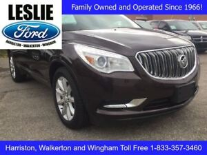 2016 Buick Enclave Premium | AWD | One Owner | Heated Mirrors