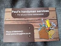 Handyman looking for local work in and around the basildon area for all your property maintenance