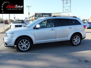 2011 Dodge Journey SXT V6 7 Pass-Bluetooth-Premium Alloys
