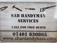 Local Plymouth Handyman and gardens