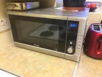Prestige Grilling Microwave