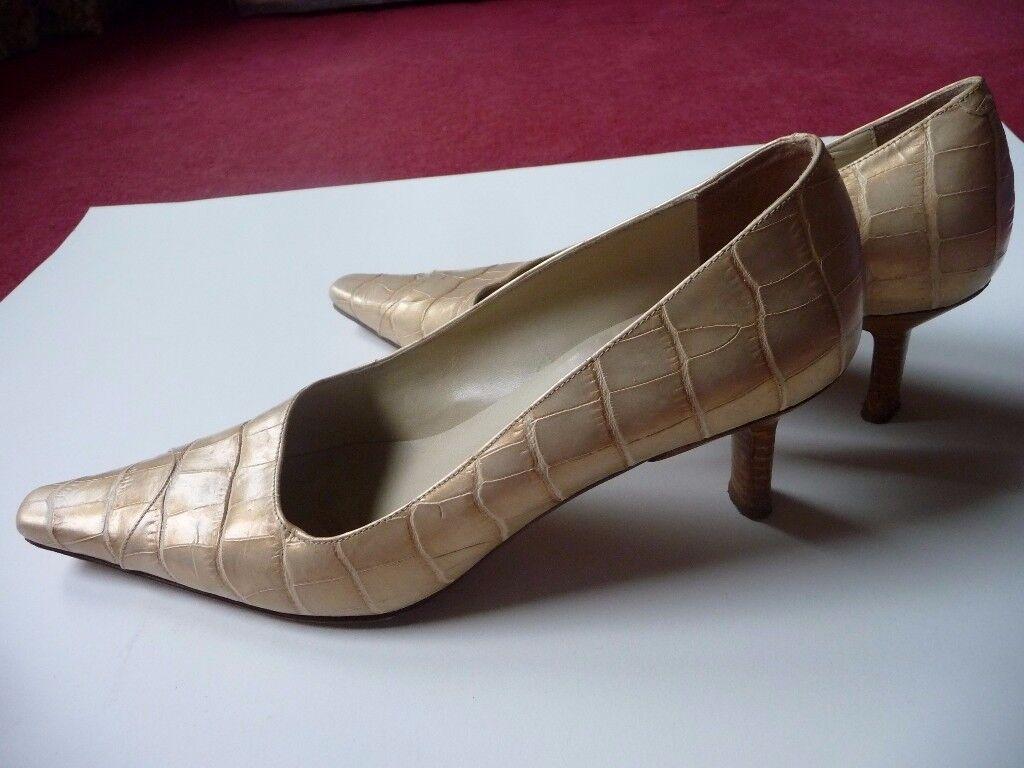 Jane Shilton real leather classic shoes size 40