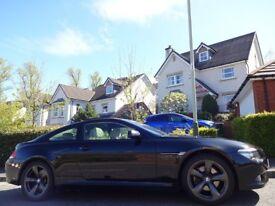 (59) BMW 635d M SPORT AUTO Coupe 282 BHP LOW MILEAGE, FSH, MASSIVE FACTORY SPEC inc Optional Extra's
