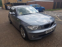 BMW Manual 1.6 Petrol 1 Series for sale *Boyfriend has challenged to sell by end of day LOL*