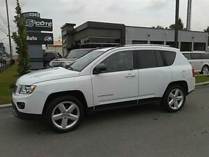 2011 Jeep Compass Limited / Cuir 80393km