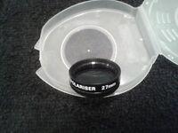 Circular Polariser Filter 27mm