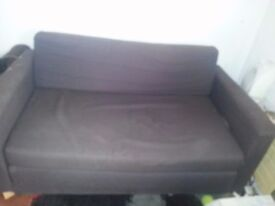 very comfy ikea sofa/sofabed