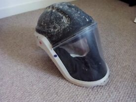 Complete used powered air respirator versaflo TR-300