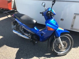Rare Honda ANF 125 cc Scooter - LONG MOT till June 2019 ! - Very clean - rides perfect - Ped bike