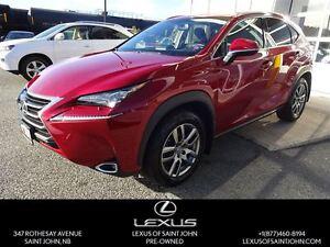 2016 Lexus NX 200t Luxury pkg