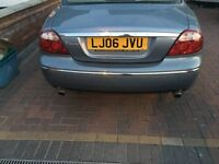 Jaguar s type 2006 4dr 2.7 Deisel