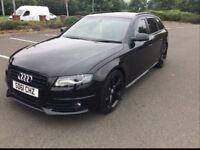 Audi A4 Avant 2.0 tdi black edition