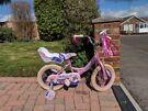 "Concept Princess 14"" Girls Bike"