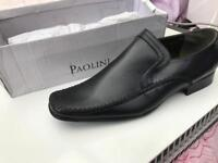 Mens Paolini Slip On Shoes size 13