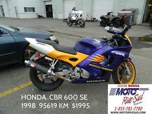 1998 Honda CBR 600 SE