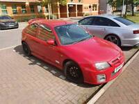 MG ZR 160 1.8 twin cam