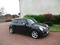 mini one 3 door 1598cc 2005 mot feb 18 £850