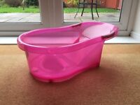 Tippitoes Mini Bath Pink