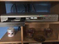 DVDr video player & recorder