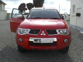 Mitsubishi L200 Raging Bull