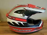🌟Wolfsport crash helmet. Size L🌟