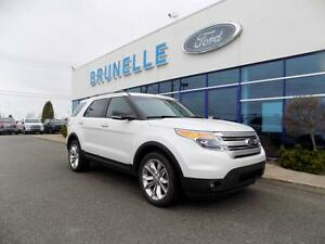 ford explorer 2014 xlt awd 4x4, cuir, toit, gps mag limited 7 pl