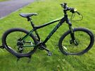 AS NEW CARRERA VULCAN  27.5 HYDRAULIC DISC SPEC MOUNTAIN BIKE FULLY SERVICED /IMMACULATE CONDITION
