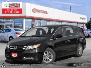 2016 Honda Odyssey EX-L One Owner, No Accidents
