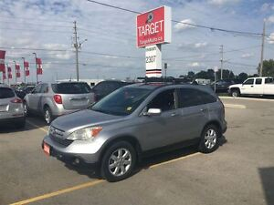 2008 Honda CR-V EX-L, Loaded; Leather, Roof and More !!!!!