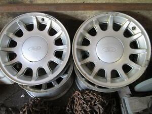 ford crown vic alloy rims
