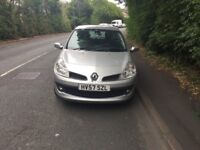 2007 Renault Clio Diesel 1.5 dCi Privilege, £30 ROAD TAX