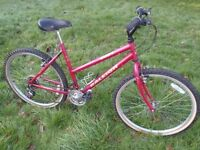 """Raleigh Zest 18"""" - Good Condition - 18spd/Canti Brakes/Cro-Moly Frame/Fully Serviced/Warranty"""