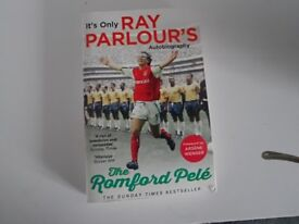 Ray Parlour Autobiography