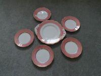 Salisbury Bone China Table Ware