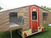 Dandy 5 Trailer Tent