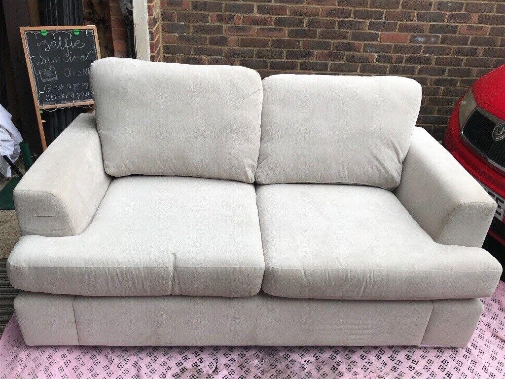 2 Seater Sofa Dfs Freya Range In Horsham West Sussex