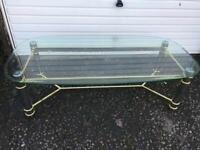 Glass Coffee Table - Can Deliver