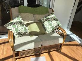 Wicker/conservatory furniture