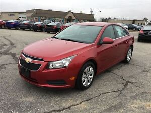 2012 Chevrolet Cruze LT Turbo / bluetooth / steering wheel contr