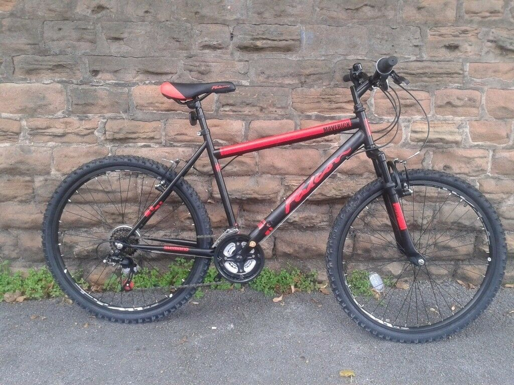 "New Falcon Maverick Front Suspension Hard Tail 26"" Mountain Bike - RRP £225"