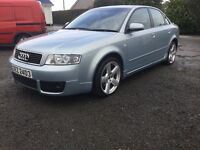 Audi A4 tdi se excellent condition mot July 17 drives perfectly cookstown