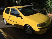 2002 Fiat Punto - Runs Great!